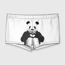 Мужские плавки Panda Love