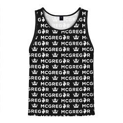 Майка-безрукавка мужская Conor McGregor цвета 3D-черный — фото 1
