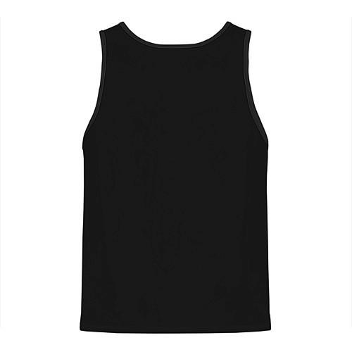 Мужская майка без рукавов Кипелов: Ария / 3D-Черный – фото 2