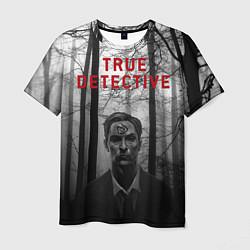 Футболка мужская True Detective: Blackwood цвета 3D — фото 1
