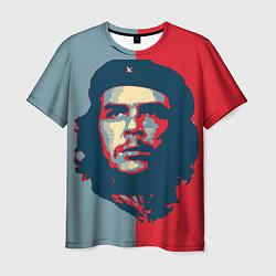 Футболка мужская Che Guevara цвета 3D-принт — фото 1