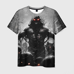 Футболка мужская Disturbed: Demon Rage цвета 3D — фото 1