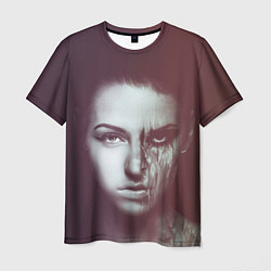 Футболка мужская Chelsea Grin: Death Girl цвета 3D — фото 1