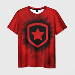 Футболка мужская Team Gambit цвета 3D-принт — фото 1