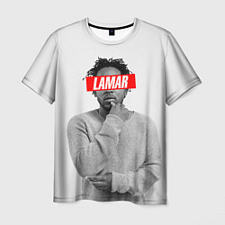 Футболка мужская Lamar Supreme цвета 3D — фото 1