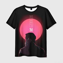 Футболка мужская Blade Runner: Acid sun цвета 3D — фото 1