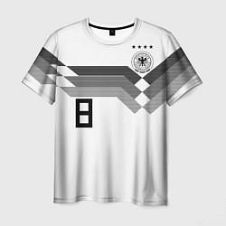 Футболка мужская Kross Home WC 2018 цвета 3D — фото 1