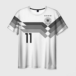 Футболка мужская Reus Home WC 2018 цвета 3D — фото 1