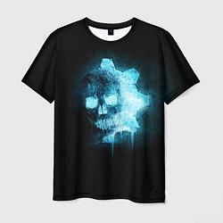 Футболка мужская Gears of War: Death Shadow цвета 3D-принт — фото 1