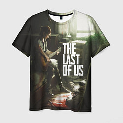 Футболка мужская The Last of Us: Guitar Music цвета 3D — фото 1