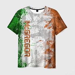 Мужская 3D-футболка с принтом Конор МакГрегор, цвет: 3D, артикул: 10203963103301 — фото 1