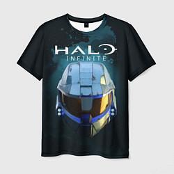 Футболка мужская Halo Infinite цвета 3D-принт — фото 1