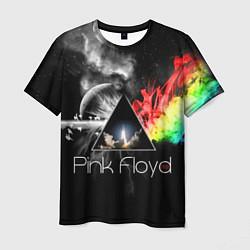 Футболка мужская Pink Floyd цвета 3D — фото 1