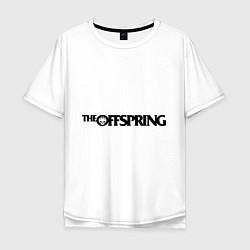 Футболка длинная мужская The Offspring - фото 1