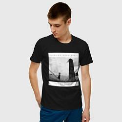 Футболка хлопковая мужская Asking Alexandria цвета черный — фото 2