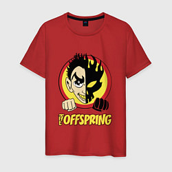 Футболка хлопковая мужская The Offspring Boy - фото 1