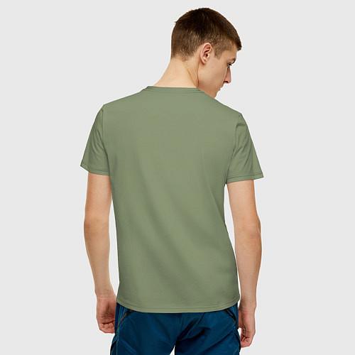 Мужская футболка Made in 1995 / Авокадо – фото 4