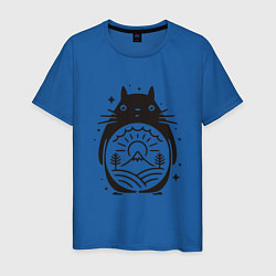 Футболка хлопковая мужская Narute Totoro - фото 1
