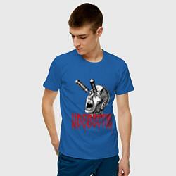 Футболка хлопковая мужская Кровосток - фото 2