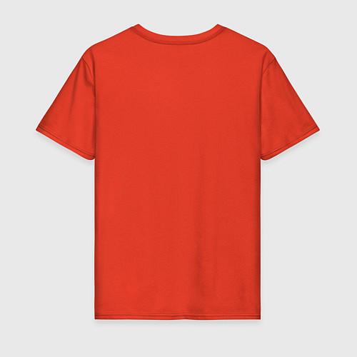 Мужская футболка Mathematica (Математика) / Рябиновый – фото 2