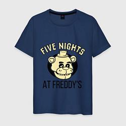 Футболка хлопковая мужская Five Nights At Freddy's - фото 1