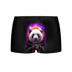 Трусы-боксеры мужские Panda Cosmonaut цвета 3D — фото 1