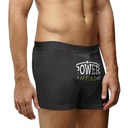 Трусы-боксеры мужские Power Lifting цвета 3D — фото 2