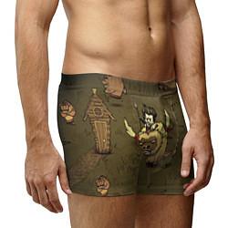Трусы-боксеры мужские Wild Wilson цвета 3D — фото 2