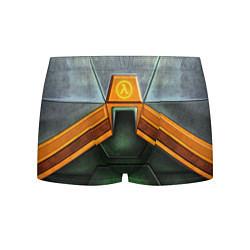 Трусы-боксеры мужские Gordon Freeman: Costume цвета 3D-принт — фото 1