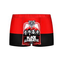 Трусы-боксеры мужские Black Sabbath: Red Sun цвета 3D — фото 1