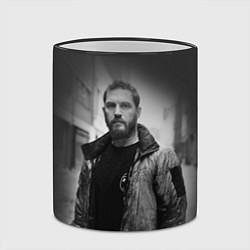 Кружка 3D Hardy Style цвета 3D-черный кант — фото 2