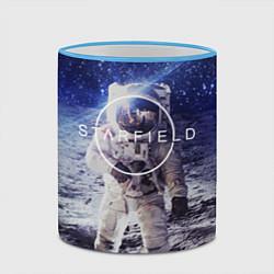 Кружка 3D Starfield: Astronaut цвета 3D-небесно-голубой кант — фото 2