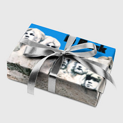 Бумага для упаковки Deep Purple in Rock цвета 3D-принт — фото 2