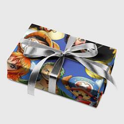 Бумага для упаковки One Piece цвета 3D — фото 2