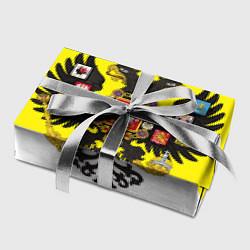 Бумага для упаковки Имперский Флаг цвета 3D — фото 2
