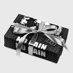 Бумага для упаковки No pain, no gain цвета 3D — фото 2
