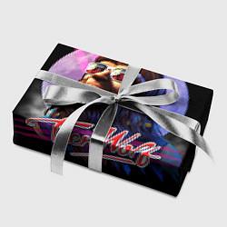 Бумага для упаковки Teen Wolf: Retro цвета 3D — фото 2