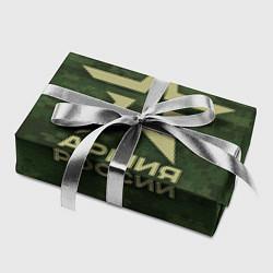 Бумага для упаковки Армия России цвета 3D-принт — фото 2