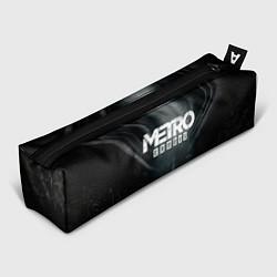 Пенал для ручек Metro Exodus цвета 3D-принт — фото 1