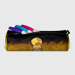 Пенал для ручек BRAWL STARS SALLY LEON цвета 3D — фото 2