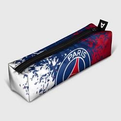 Пенал для ручек ФК ПСЖ FC PSG PARIS SG цвета 3D-принт — фото 1
