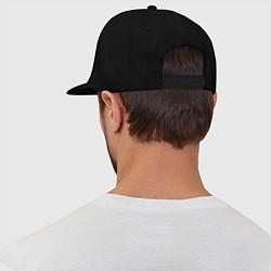 Кепка-снепбек New York Rangers цвета черный — фото 2