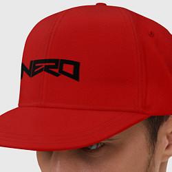 Кепка-снепбек Nero цвета красный — фото 1