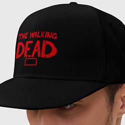 Кепка-снепбек The walking Dead AMC цвета черный — фото 1