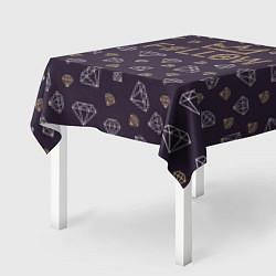 Скатерть для стола Follow to King цвета 3D — фото 2