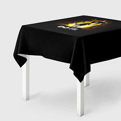 Скатерть для стола Disenchantment: Do it цвета 3D — фото 2