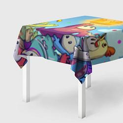 Скатерть для стола Fall Guys King цвета 3D — фото 2