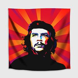 Скатерть для стола Че Гевара цвета 3D — фото 1