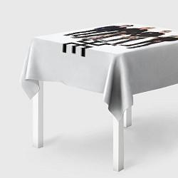 Скатерть для стола Группа Пикник цвета 3D — фото 2