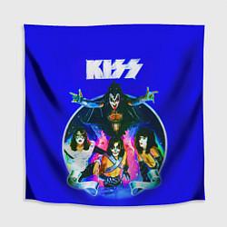 Скатерть для стола Kiss Show цвета 3D — фото 1